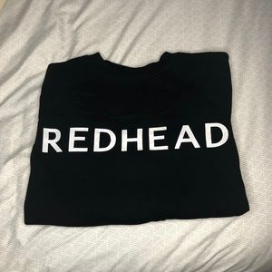 Brunette the Label Redhead Sweater